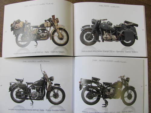 Book Officine Benelli 2010