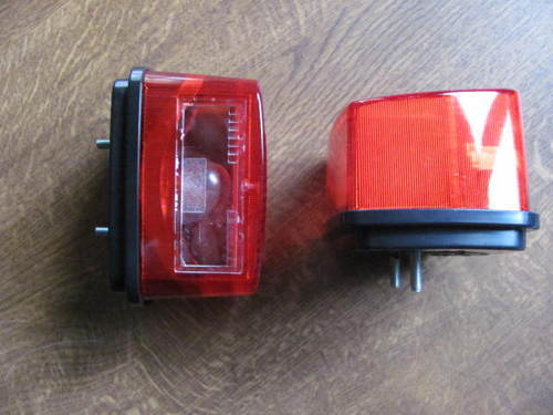 Rear light CEV model 310 309 with E3 mark  Benelli Jarno