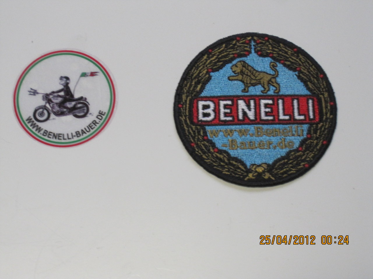 Patches Benelli / Benelli Bauer