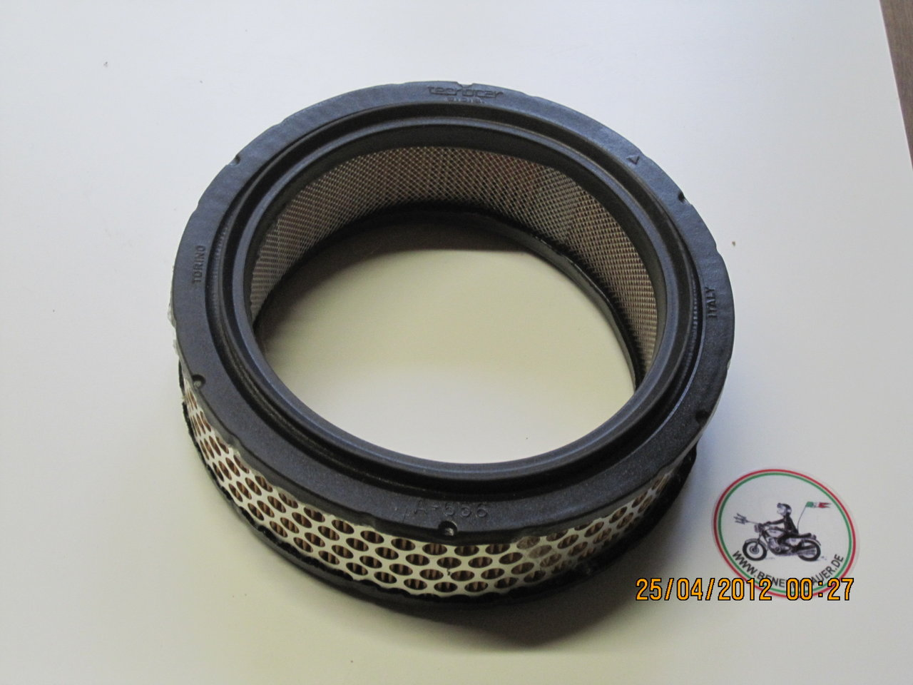 Air filter / use 350-900 cc