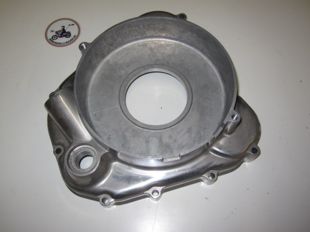 Aluminum cover behind the clutch Benelli 900sei 63000220