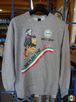 World Benelli Weekend 2019 Pullover grau