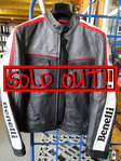 Benelli sport leather jacket 1