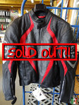 Benelli sport leather jacket 2
