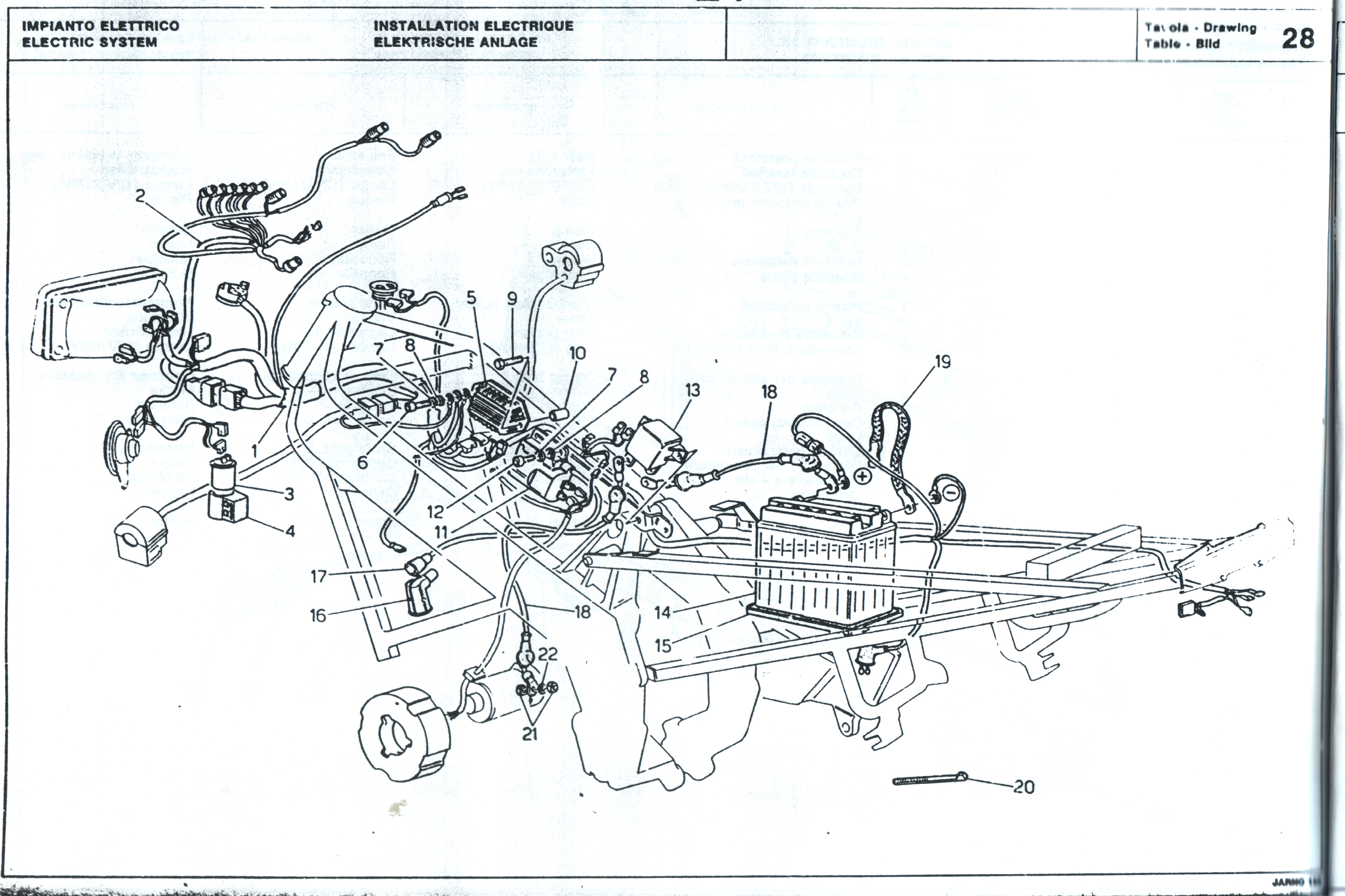 yamaha atv timberwolf 250 parts diagram free wiring