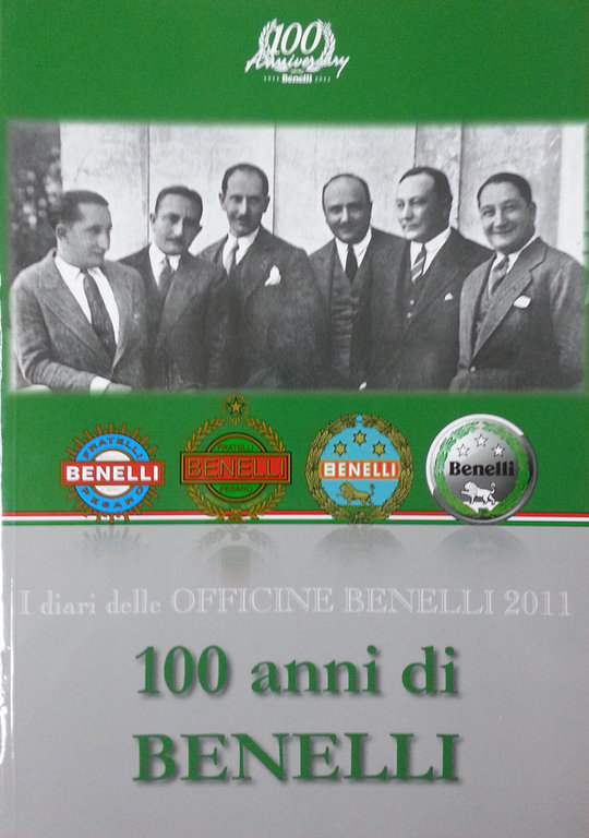 100 years Benelli